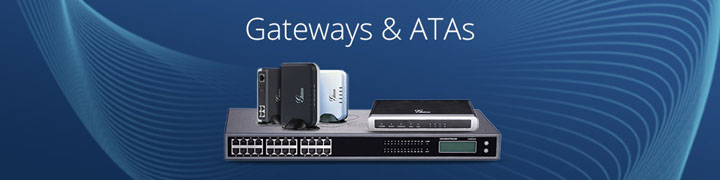 ATA & VoIP Gateways