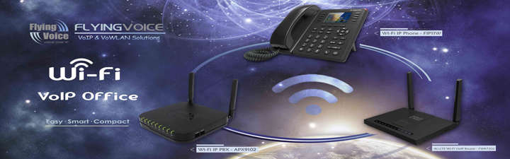Wireless IP PBX