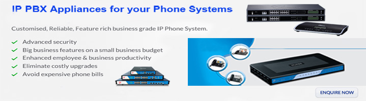 IP PBX Appliances