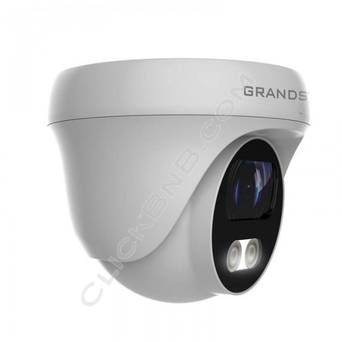 Grandstream GSC3610 - Infrared Weatherproof Dome Camera 1080p