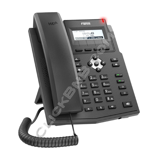 Fanvil X1SP Entry Level IP Phone [PoE and HD voice]