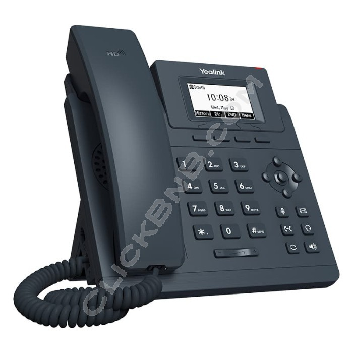 Yealink SIP-T30 - Entry Level IP Phone [non PoE]