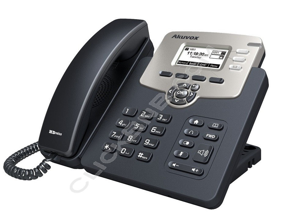 Akuvox - SP-R52P IP Phone