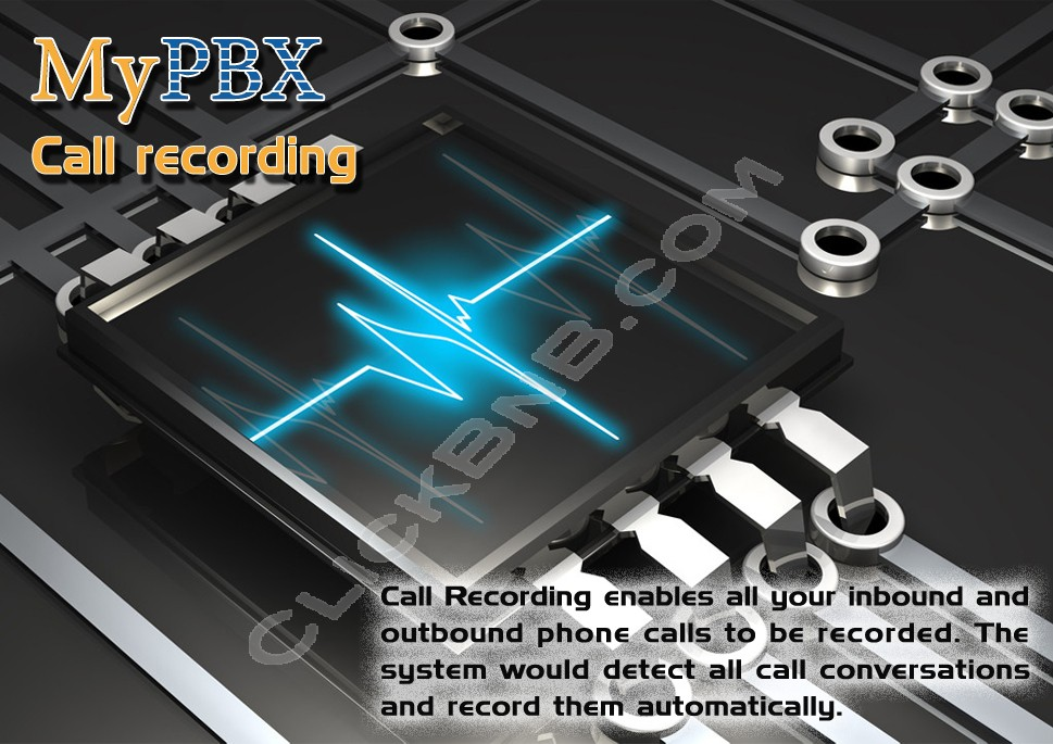 Yeastar - Addons Auto Call Recording for MyPBX U-100