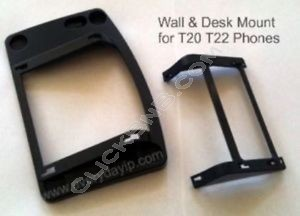 Yealink – Wall Desk Mount for SIP-T2X/T2XP