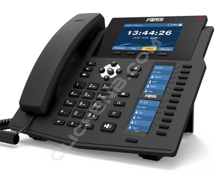 Fanvil X6U Enterprise IP Phone