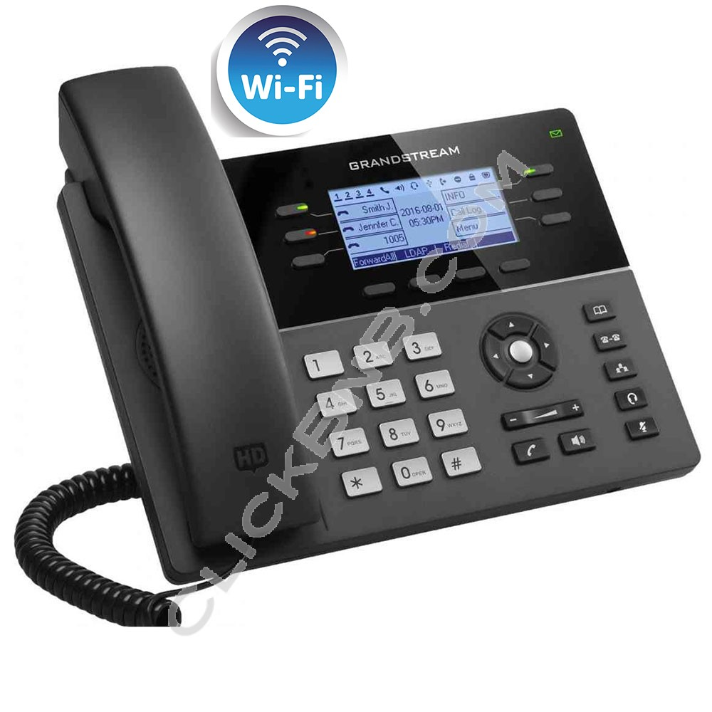 Grandstream GXP1760W - WiFi IP Phone