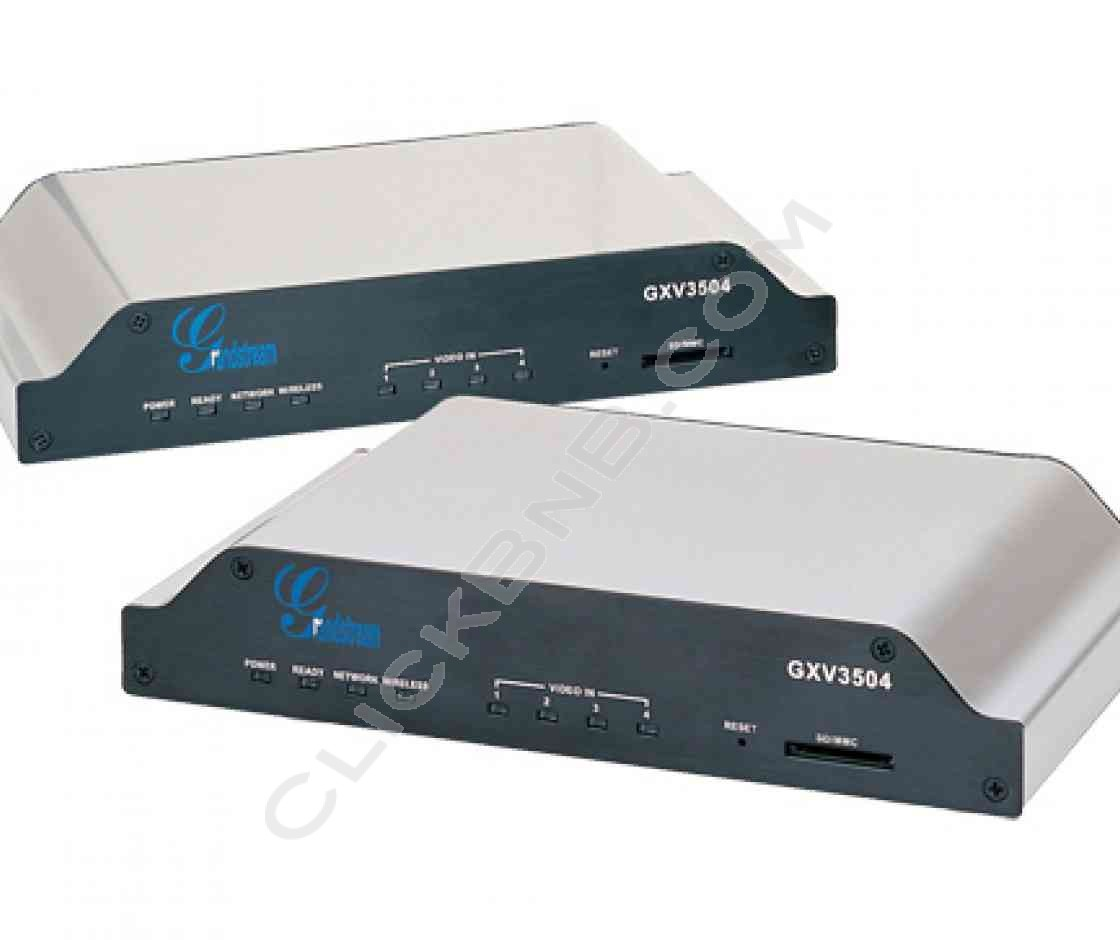 Grandstream - GXV3504 IP Video Encoder