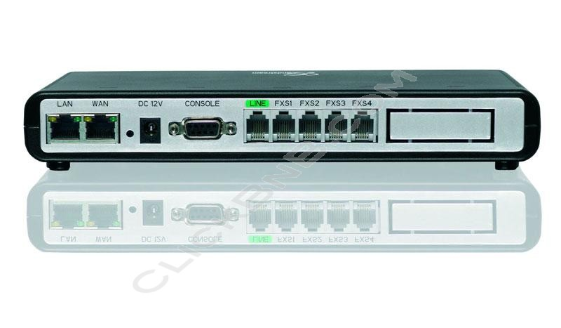 Grandstream - GXW4004 - 4FXS VoIP Analog Gateway