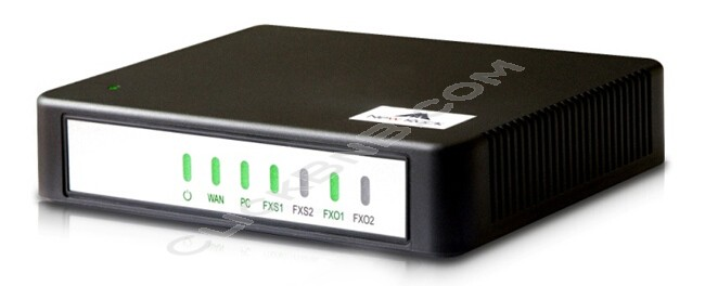 New Rock - HX404E  [4 FXS  VoIP Analog Telephone Adapter]