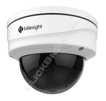 Milesight MS-C8172-FPB - 8MP 4K H.265+ Motorized Pro Dome Network IP Camera