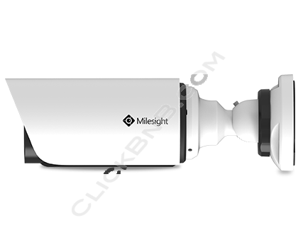 Milesight MS-C3763-PB - 3MP H.265+ Mini Bullet Network IP Camera
