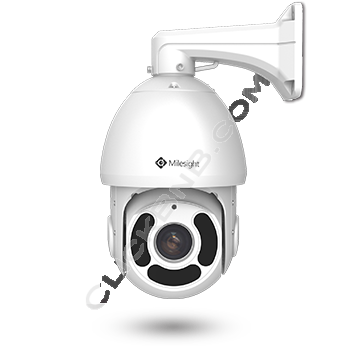 Milesight MS-C2942-PB - 2MP 23X H.265+ PoE IR Speed Dome Network IP Camera