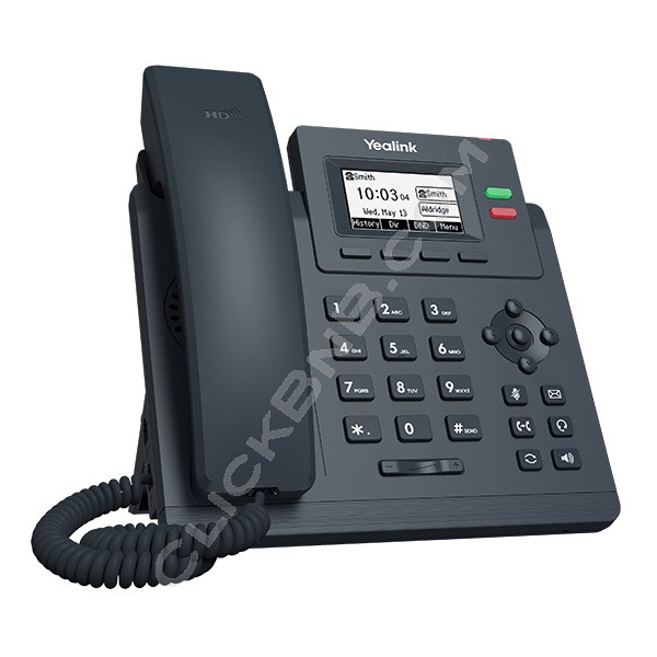 Yealink SIP-T31P - Entry Level IP Phone
