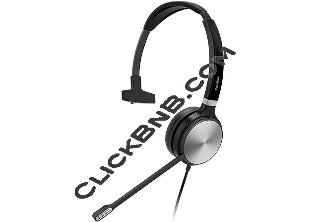 Yealink UH36 Mono - USB Wired Headset (USB-A & 3.5mm Connectivity)