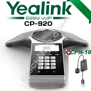 Yealink CP920 IP Conference Phone + CPN10