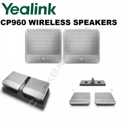 Yealink CPW90 Wireless Expansion Mic for Yealink CP960