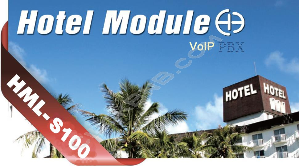 Yeastar - Addons Hotel Module for S100 VoIP PBX