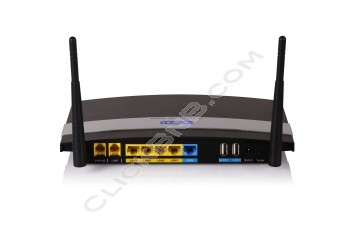 Zycoo UC510 (2FXO) - IP PBX + WiFI Router