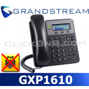 Grandstream - GXP1610 IP Phone [non PoE]