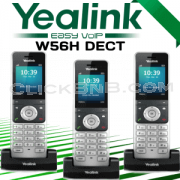 Yealink W56H - Additional IP DECT Handset