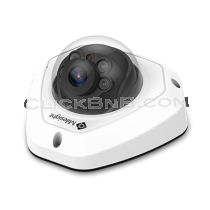 Milesight MS-C5373-PB - 5MP H.265+ Vandal Proof Mini Dome Network IP Camera