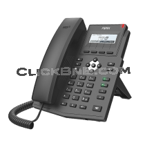 Fanvil X1S Entry Level IP Phone [non PoE Version and HD voice]