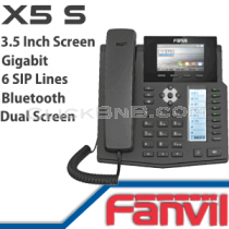 Fanvil X5S Color Gigabit IP Phone