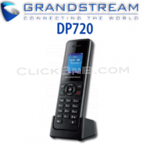 Grandstream DP720 IP DeCT Phone for DP750
