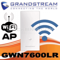 Grandstream GWN7600LR - Outdoor Long Range - 802.11ac Wave-2 WiFi Access Point