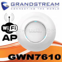 Grandstream GWN7610 - Enterprise 802.11ac WiFi Access Point