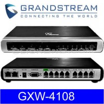Grandstream - GXW4108 - 8FXO VoIP Analog Gateway