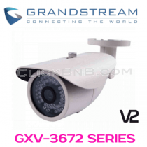 Grandstream GXV3672_HD_36 - Outdoor HD IP Camera - (V2)