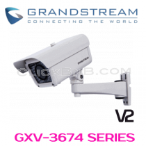Grandstream GXV3674_FHD_VF - Outdoor FULL HD IP Camera (V2)