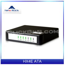 New Rock - HX440E  [4 FXO VoIP Analog Telephone Adapter]