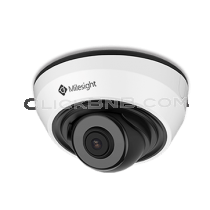 Milesight MS-C5383-PB - 5MP H.265+ IR Mini Dome Network IP Camera