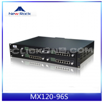 New Rock - MX120-96FXO [96 FXO Analog VoIP Gateway - 2U Chassis]