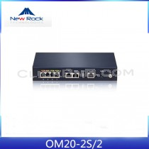 New Rock - OM20-2S/2 (All in One IP PBX, 2 FXO + 2 FXS)