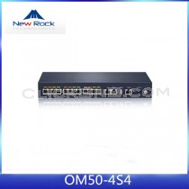 New Rock - OM50-4S/4 (All in One IP PBX, 4 FXO + 4 FXS)