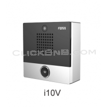 Fanvil i10V SIP Mini Video Intercom - Single Button