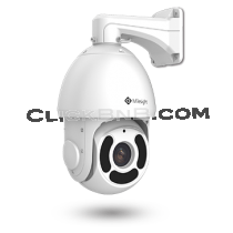 Milesight MS-C5342-PB - 5MP 23X H.265+ PoE IR Speed Dome Network IP Camera