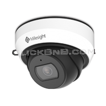 Milesight MS-C5375-PB - 5MP H.265+ Weather Proof Mini Dome Network IP Camera