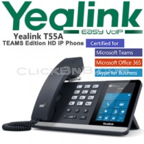 Yealink – SIP-T55A Smart Business Phone for Microsoft® Teams