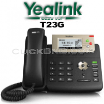 Yealink – SIP-T23G Professional Gigabit IP Phone