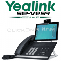 Yealink – SIP-VP59 Flagship Smart Video Phone