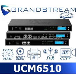 Grandstream - UCM6510 IP PBX Series