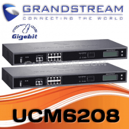 Grandstream - UCM6208 IP PBX Series