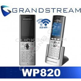 Grandstream WP820 Portable WiFi IP Phone