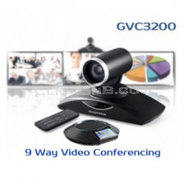 Grandstream - GVC3200 - Full HD SIP/Android Video Conferencing System